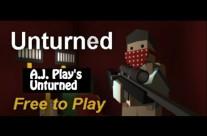 AJ Play's: Unturned